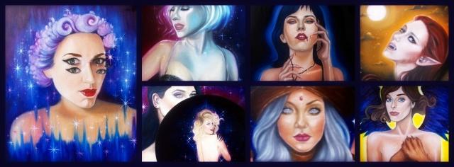 Julie Moreno art FB