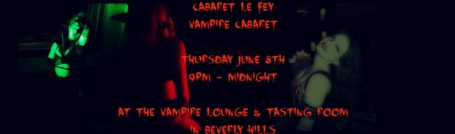 June 8th vampire banner