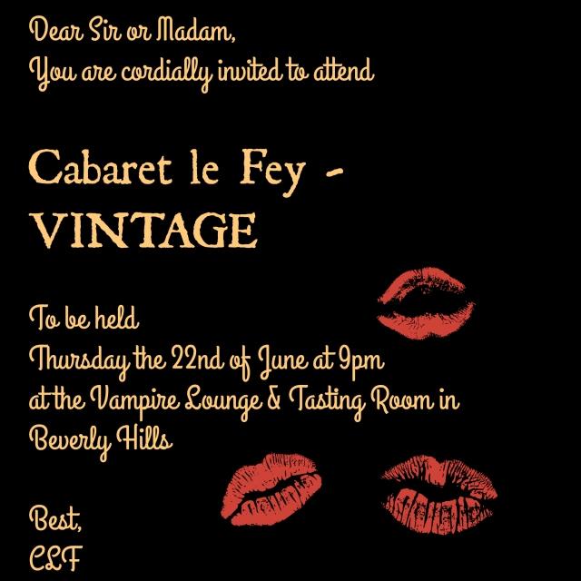 square clf vintage invite